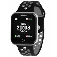 Relógio Champion Smartwatch Preto/Cinza