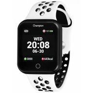 Relógio Champion Smartwatch All Black Preto/Branco