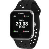 Relógio Champion Smartwatch Preto/Prateado