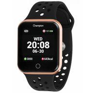 Relógio Champion Smartwatch Rosê/Preto