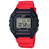 Relógio Casio Digital Sports Preto/Vermelho
