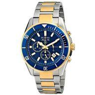 Relógio Bulova Analógico Marine Star Misto