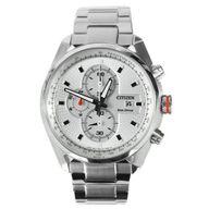 Relógio Citizen Prateado Cronógrafo