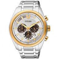 Relógio Citizen Eco-Drive Cronógrafo Misto