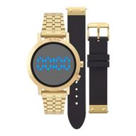 Relógio Euro Digital Fashion Fit Troca Pulseira