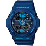 Relógio G-Shock Digital e Analógico Azul