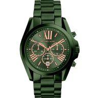 Relógio Michael Kors Analógico Bradshaw Verde