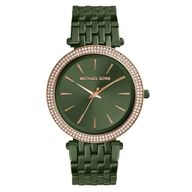 Relógio Michael Kors Analógico Verde Darci