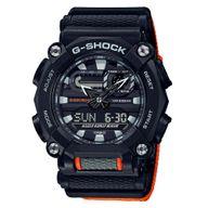 Relógio G-Shock Analógico e Digital Laranja