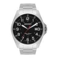 Relógio Orient Analógico Prateado
